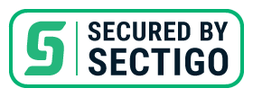 Sectigo trust seal